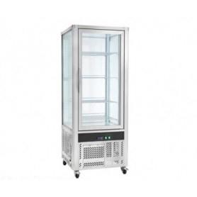 Espositore refrigerato pasticceria 468 litri - temp. +2°+8°C