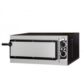 Forno Pizza elettrico 1 camera. Capacità 1 pizza Ø 32 cm. - Kw. 1.6