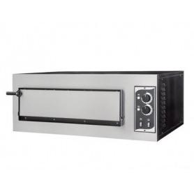 Forno Pizza elettrico 1 camera. Capacità 1 pizza Ø 32 cm. - Kw. 5
