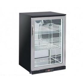Espositore refrigerato per Bibite. Lt. 133 - Dim.cm. 60x52x90H. - Illuminzione LED