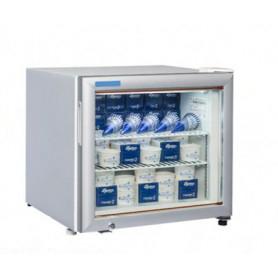 Espositore congelatore. Lt. 48 - Dim.cm. 57x53