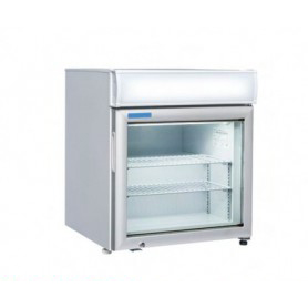 Espositore congelatore. Lt. 48 - Dim.cm. 57x54