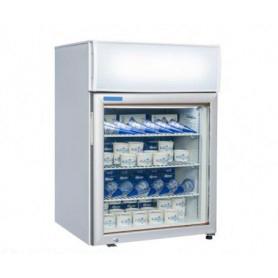 Espositore congelatore. Lt. 90 - Dim.cm. 61x56x89