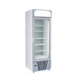 Espositore congelatore. Lt. 390 - Dim.cm. 67X71