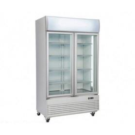 Espositore congelatore. Lt. 1000 - Dim.cm. 120x73x208h. Temp. -15°/-18°C