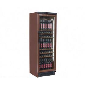 Frigo vetrina per Vino. Capacità 65 bottiglie - Dim.cm. 59