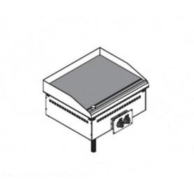 Fry Top elettrico da incasso. Piano cottura liscio - 7