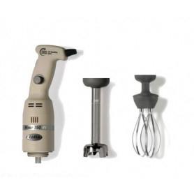 Mixer ad immersione 250 watt + mescolatore 20 cm. + Frusta - Velocità Variabile