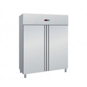 Armadio Refrigerato 1400 Lt. Acciaio inox. -2°/+8°C