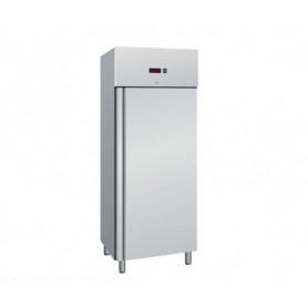 Armadio Refrigerato 700 Lt. Acciaio inox. -18/-22°C