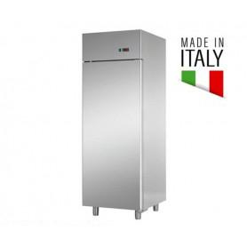Armadio Refrigerato 700 Lt. Acciaio inox. 0°/+10°C • Dim.cm. 71x80x201 H. - * MADE IN ITALY