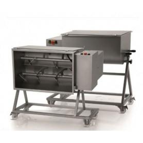 Impastatrice monopala da banco per carne - Capacità 50 Kg.