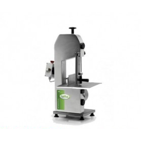 Segaossa Professionale Alluminio anodizzato - Nastro cm. 155 - Altezza taglio 17 cm.