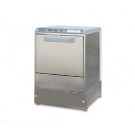 Lavabicchieri elettronica cestello 35x35 - H. bicchiere 25 cm. - dosatore Detergente e Brillantante INCORPORATO