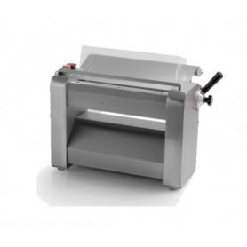 Sfogliatrice professionale - rulli INOX  55x400 Ø mm.