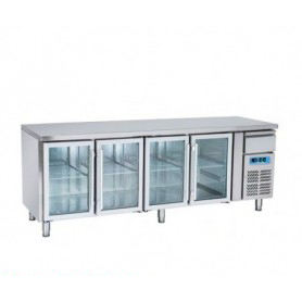 Tavolo Refrigerato 4 porte