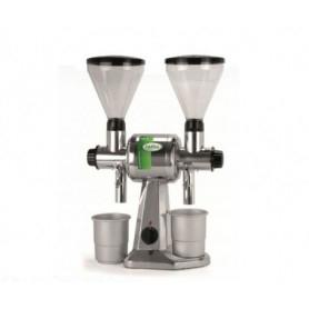 Macina Caffé e Grattugia Pepe DOPPIO - Produzione oraria 10+10 Kg.